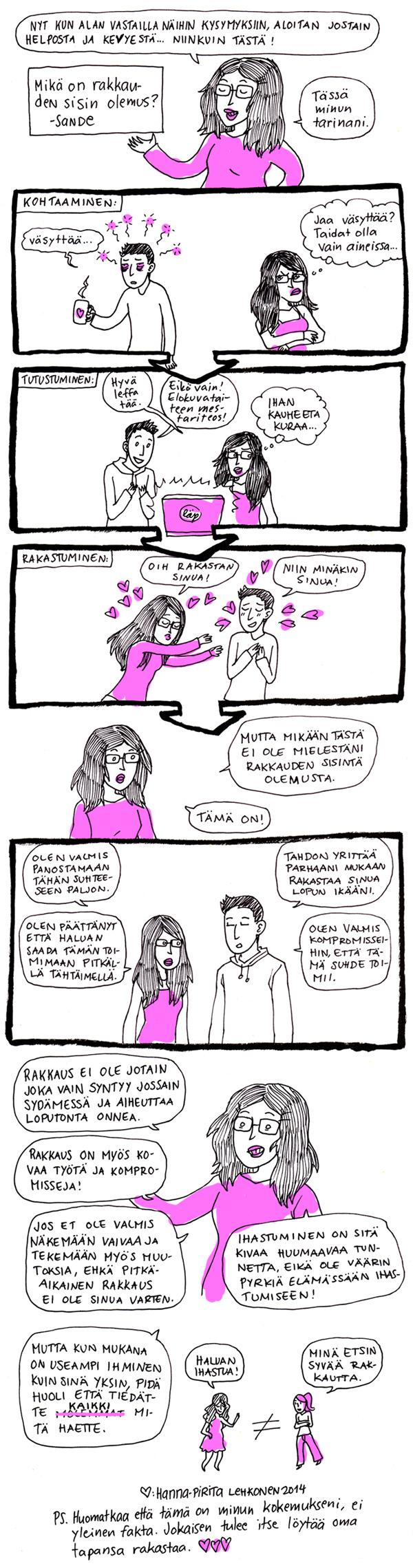 rakkaudenolemus